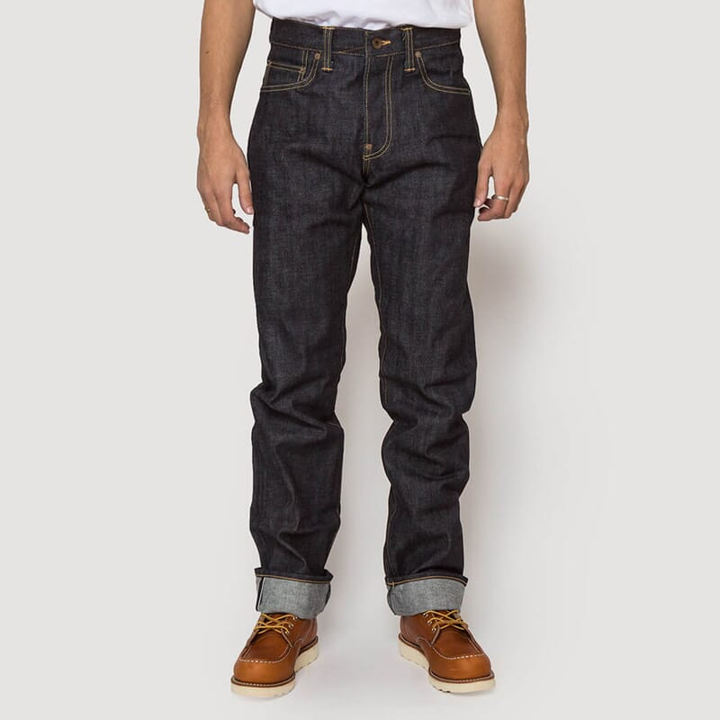 <Nashville Red Selvage Jeans - Raw