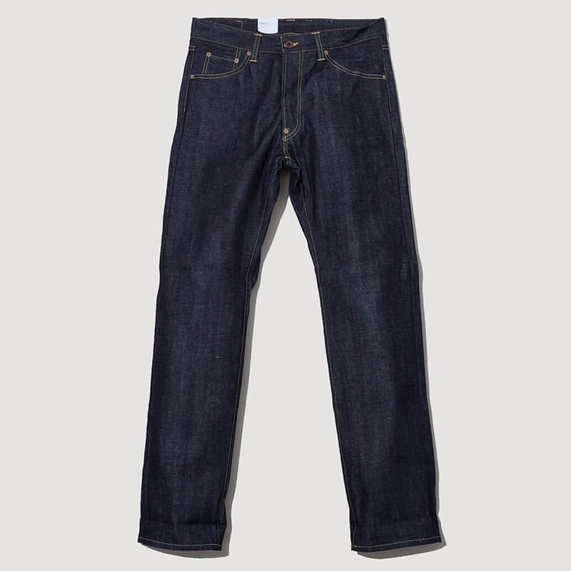 Nashville Red Selvage Jeans - Raw