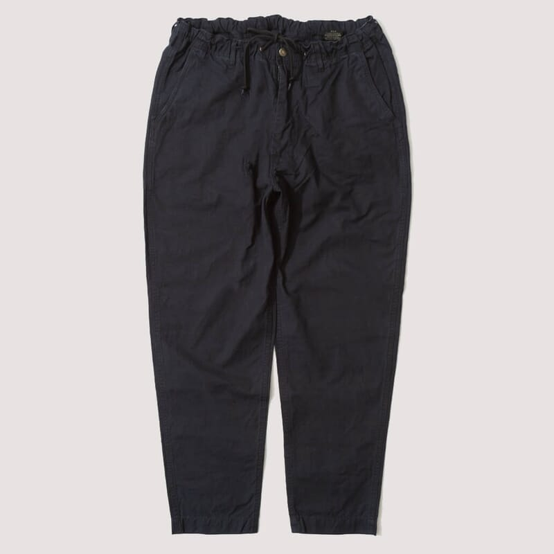 New Yorker Pant - Navy Ripstop (Exclusive)