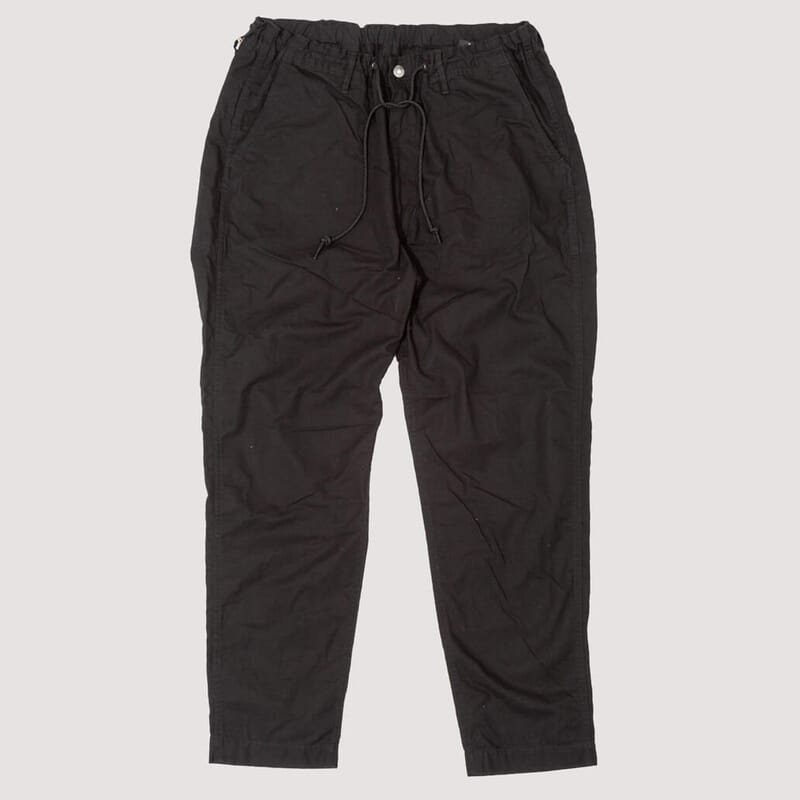 New Yorker Pant - Black Ripstop (Exclusive)