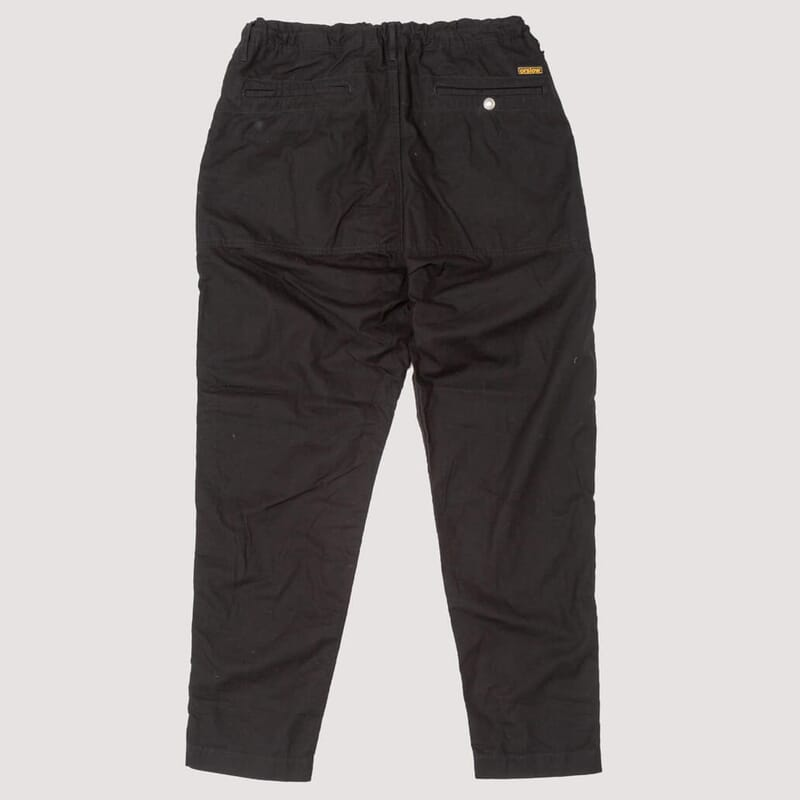<New Yorker Pant - Black Ripstop (Exclusive)