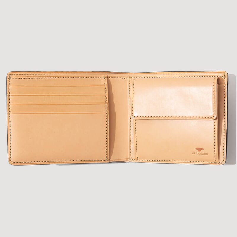 <Open Wallet With Coin Pouch - Black (1)