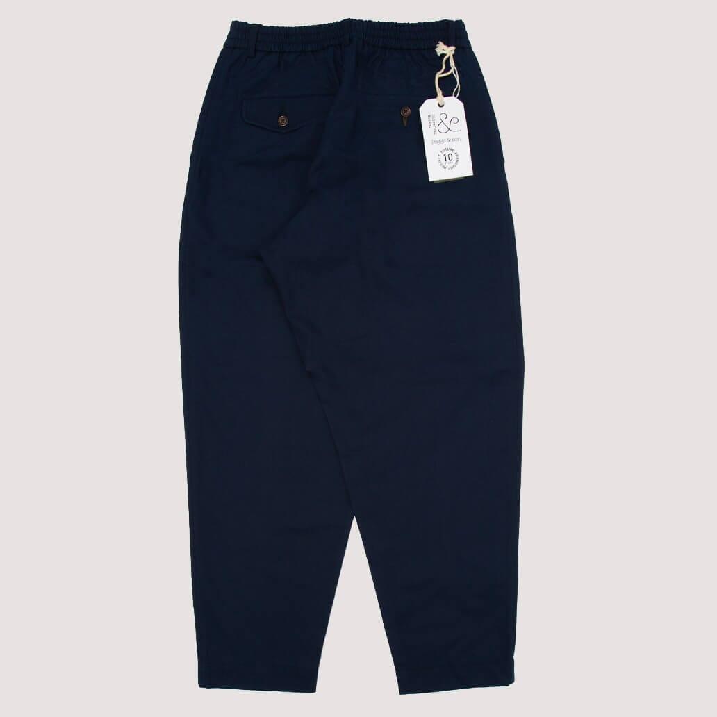 Edwin Dark Indigo Dyed Track Pants