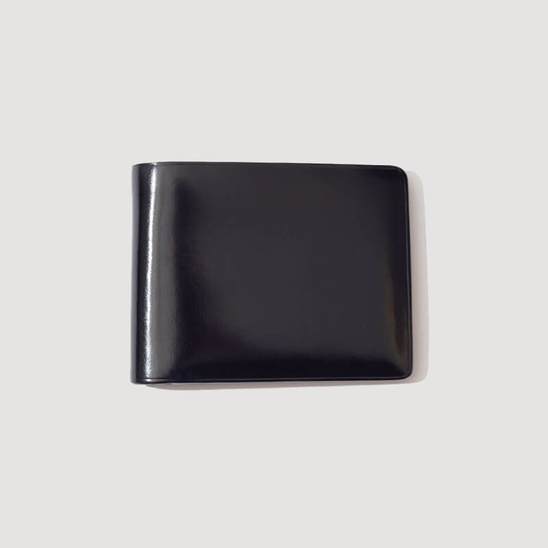 Regular Bi-Fold Wallet - Black (1)