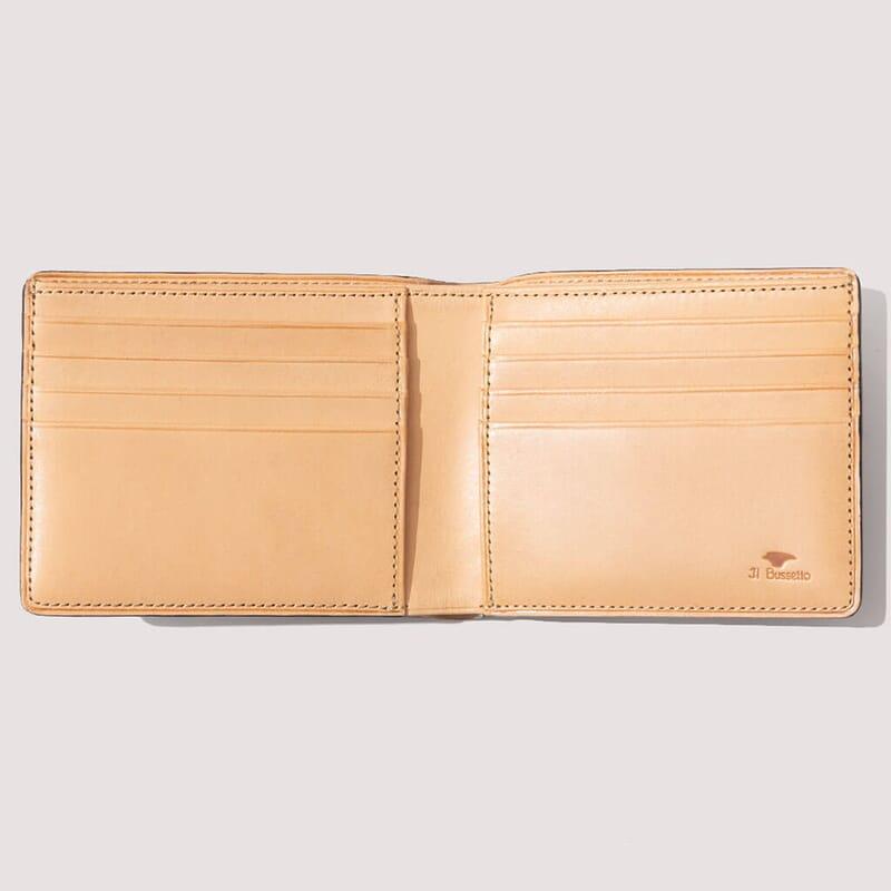 <Regular Bi-Fold Wallet - Black (1)