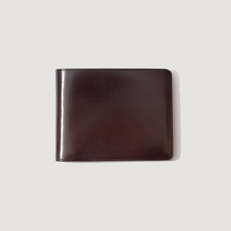 Regular Bi-Fold Wallet - Dark Brown (2)