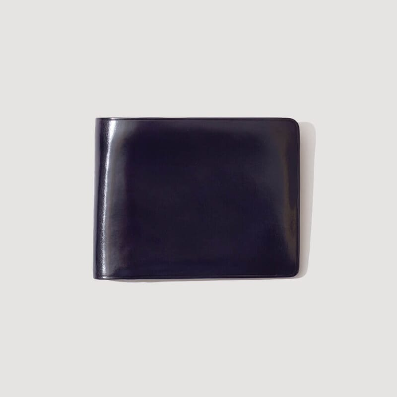 Regular Bi-Fold Wallet - Navy (3)