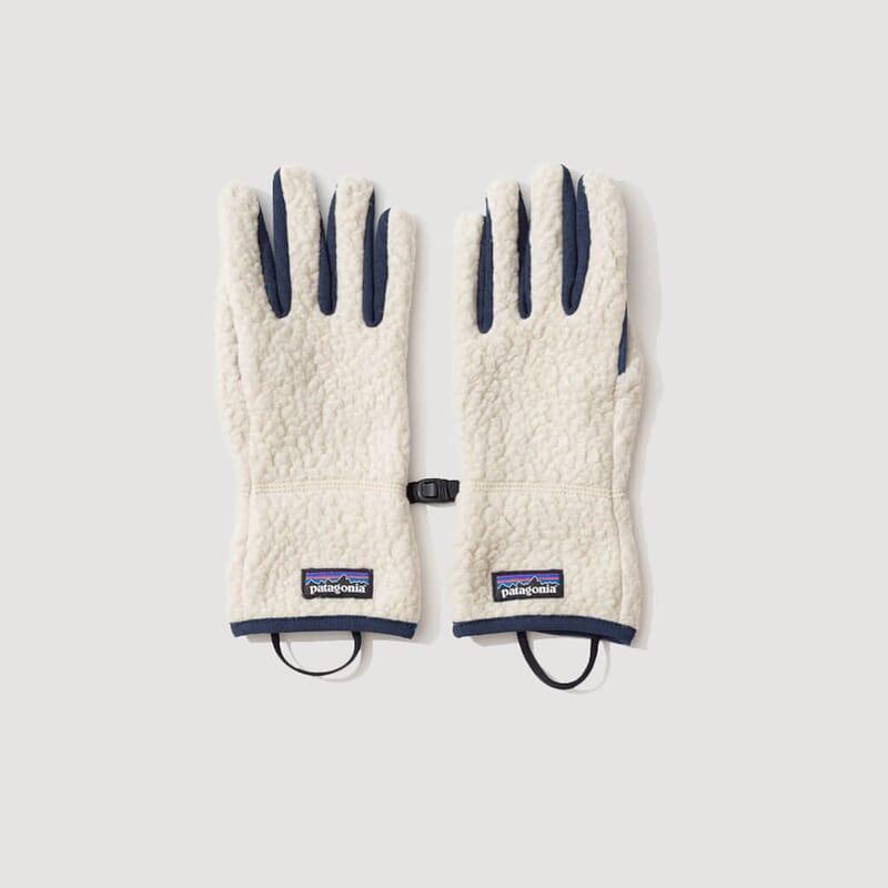 Retro Pile Gloves - Pelican
