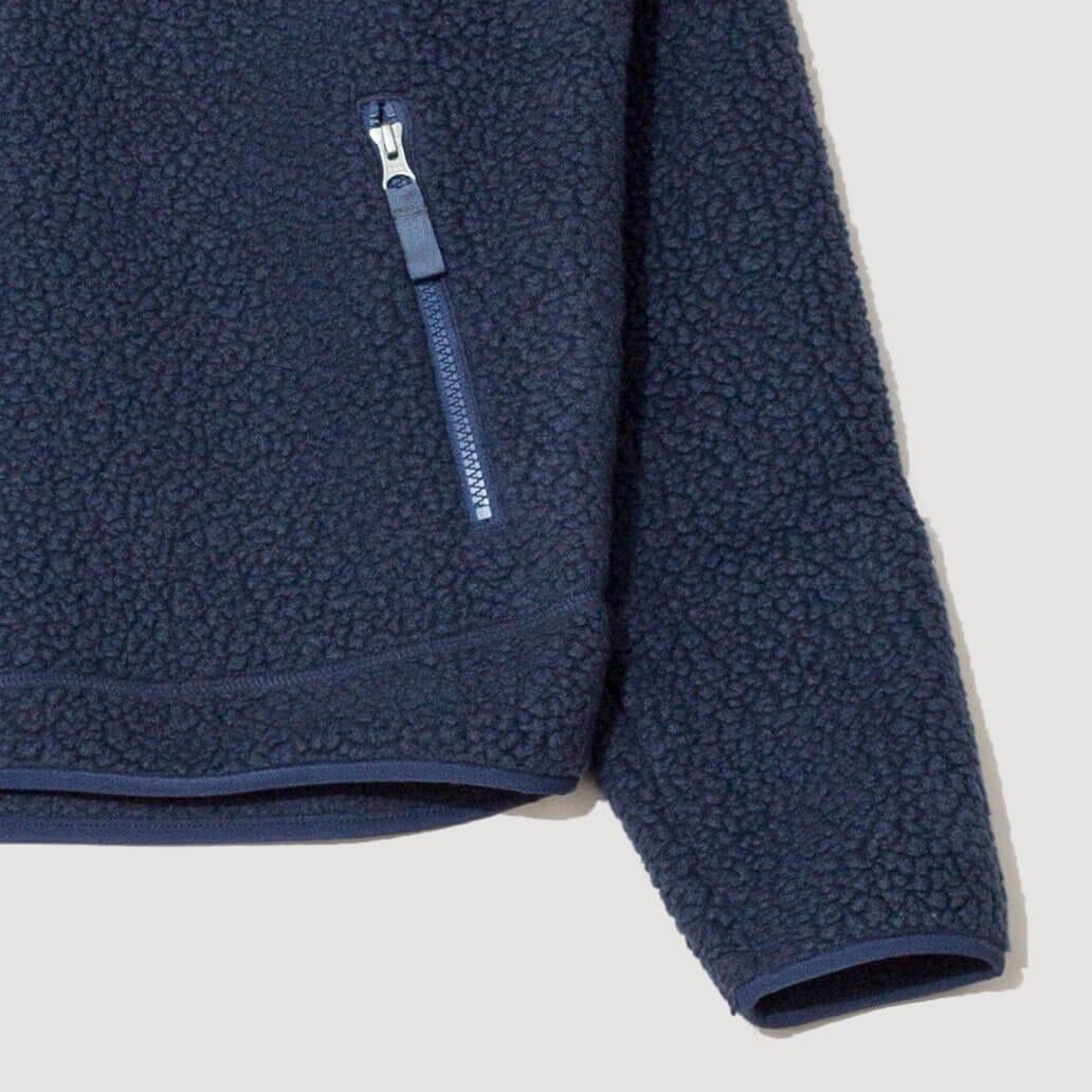 new high sale retailer new photos Retro Pile Jacket - Navy Blue | Patagonia | Peggs & son.