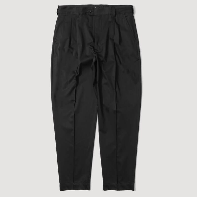 Saevio Trousers - Black