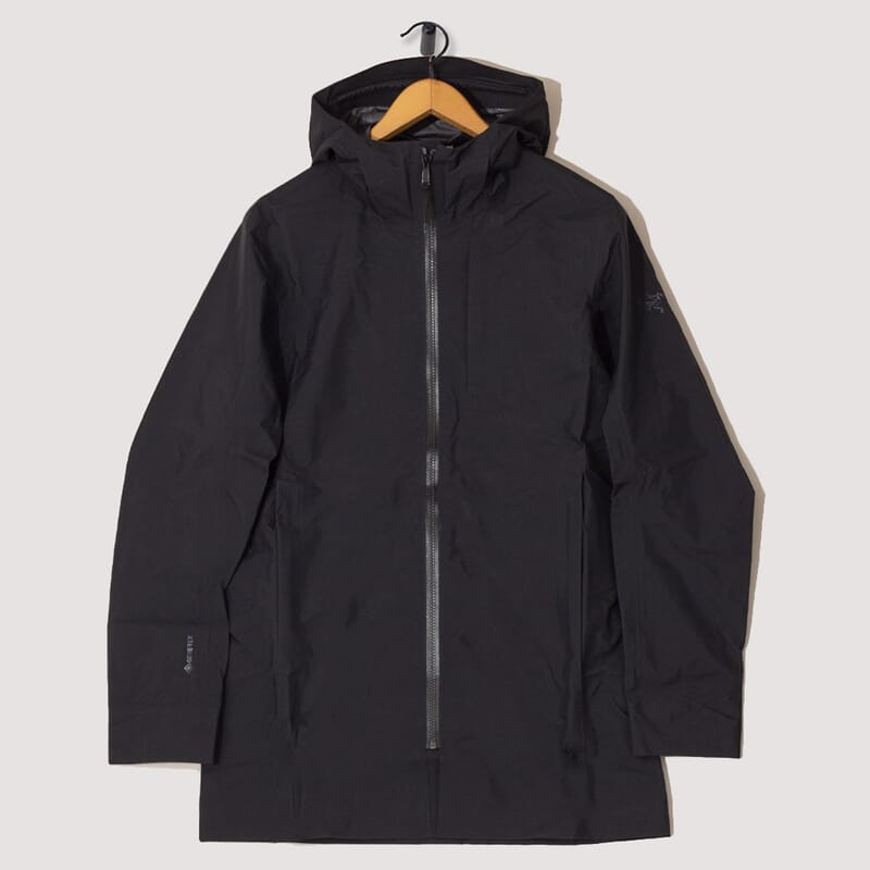 Sawyer Coat - Black