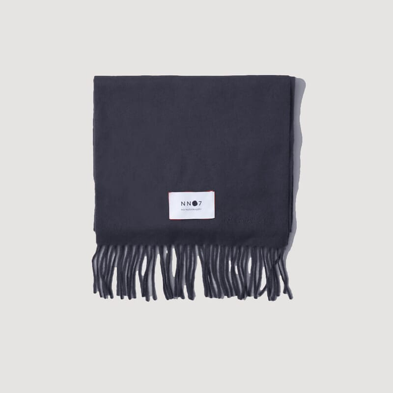 Scarf Two - Navy