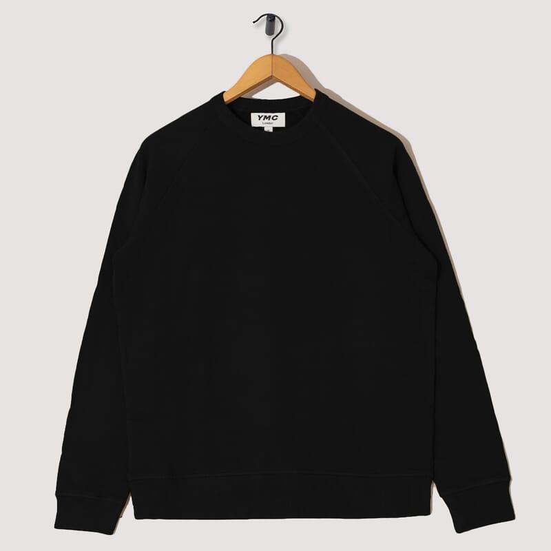 Schrank Sweatshirt - Black