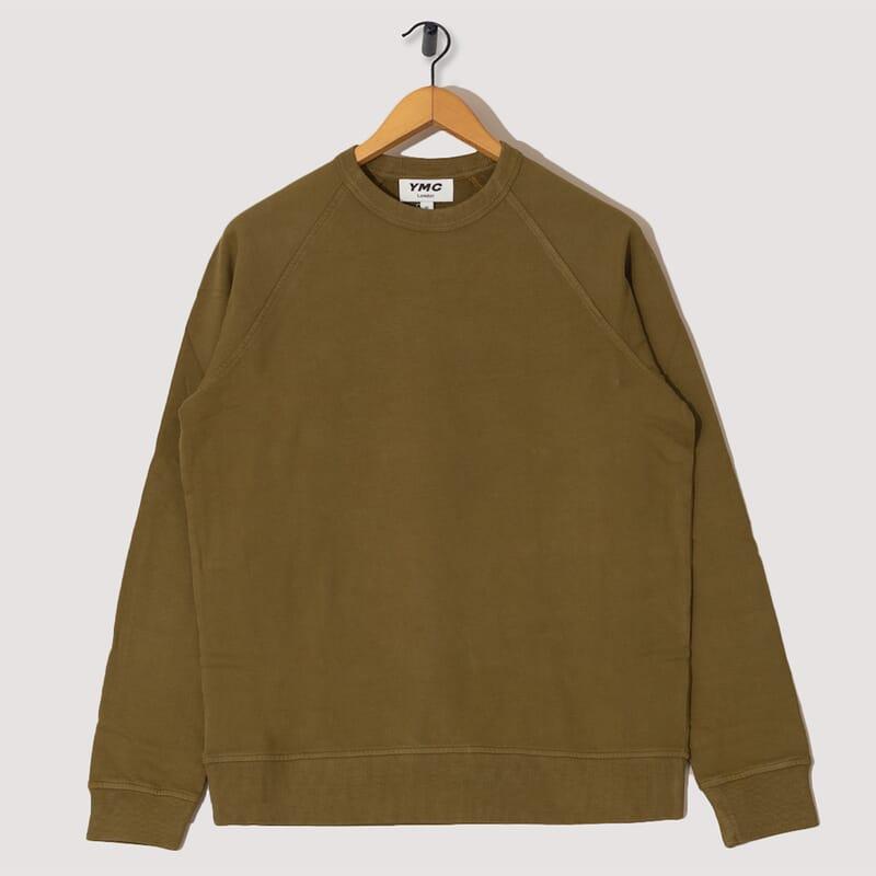 Schrank Sweatshirt - Olive