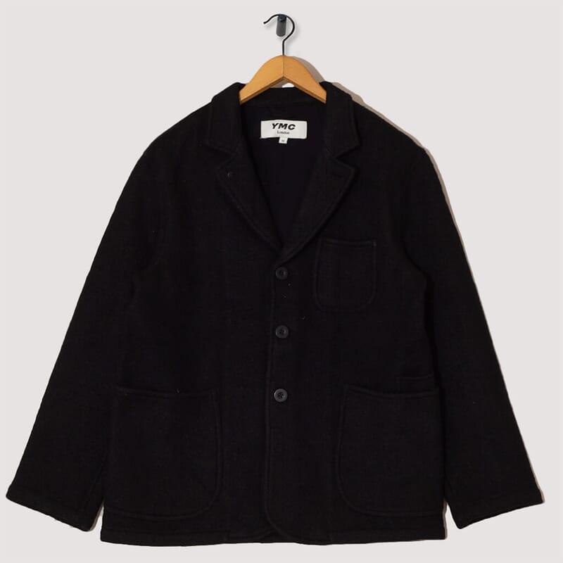 Scuttlers Jacket - Black