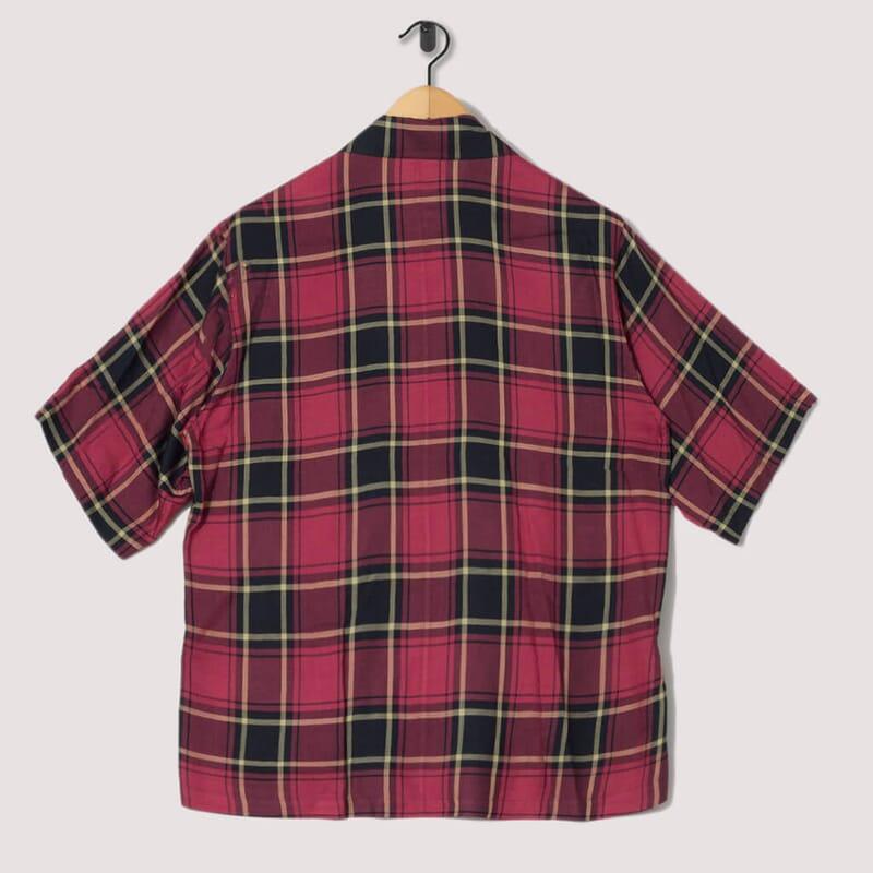 <Shirt - Red Check