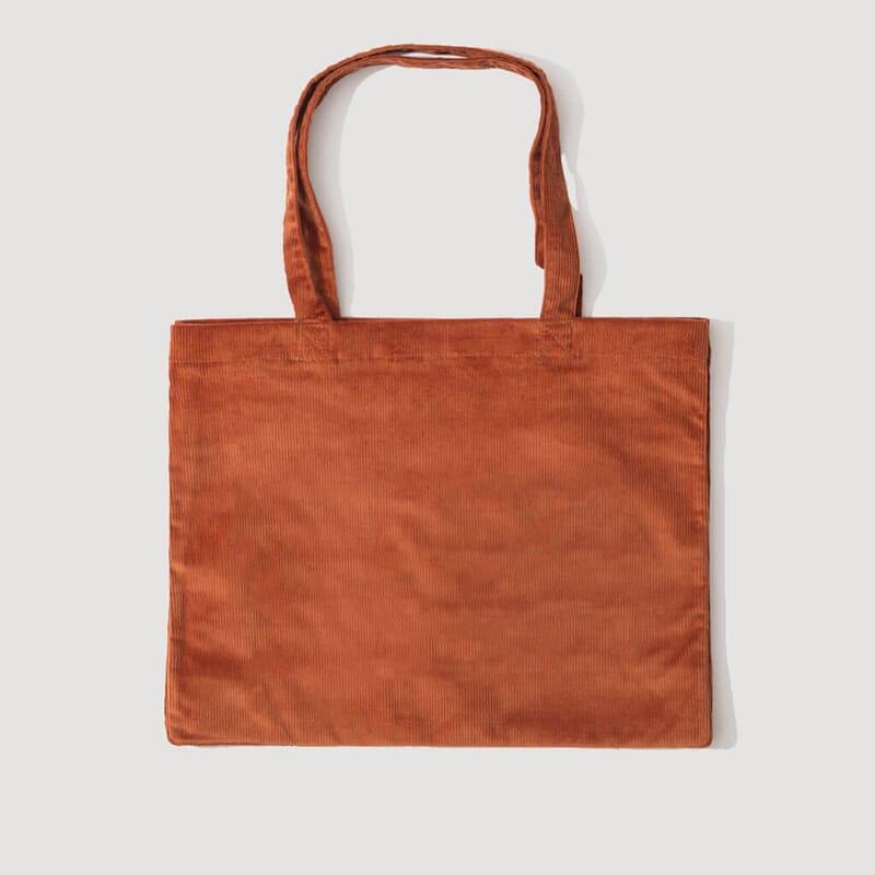 <Shopping Diane Tote Bag - Whisky