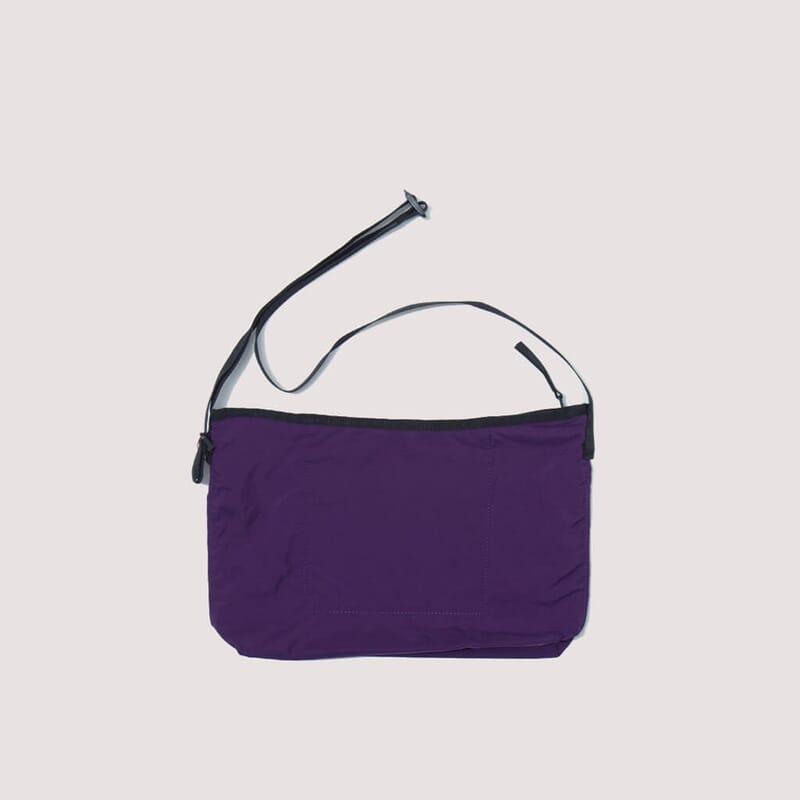 <Shoulder Bag - Purple