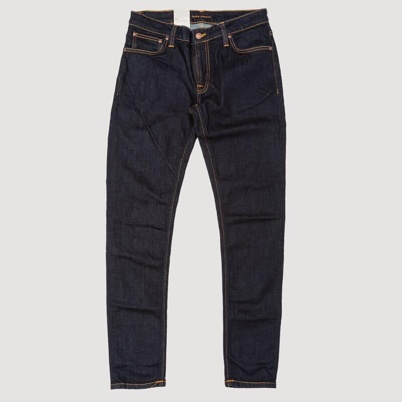 Skinny Lin Jeans - Dry Deep Orange