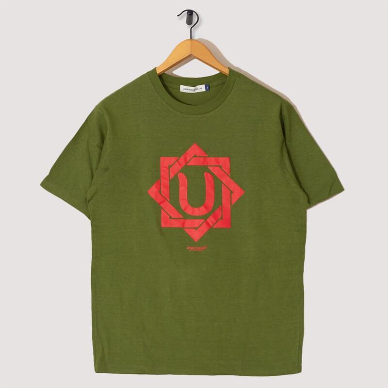 U-Star T-Shirt - Khaki