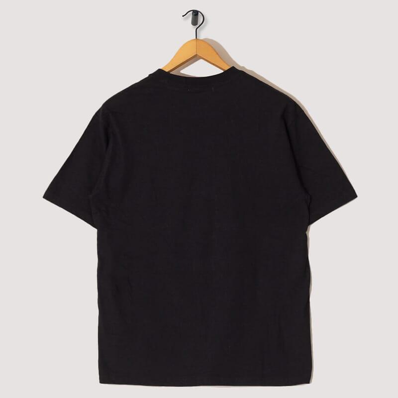 <Fallen Man T-Shirt - Black