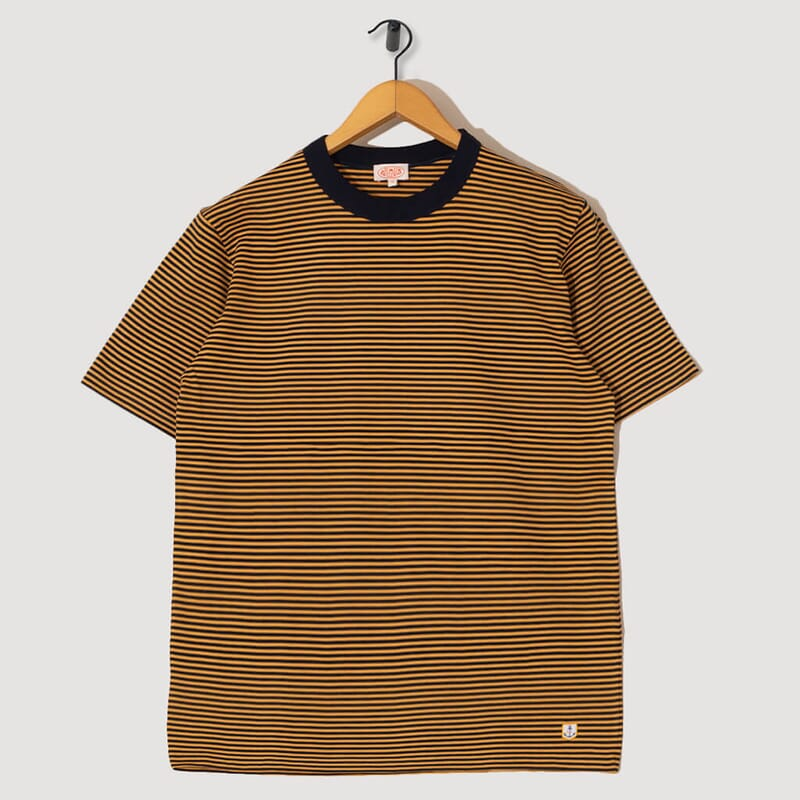 T-Shirt Mc Raye Heritage - Rich Navy / Quartz
