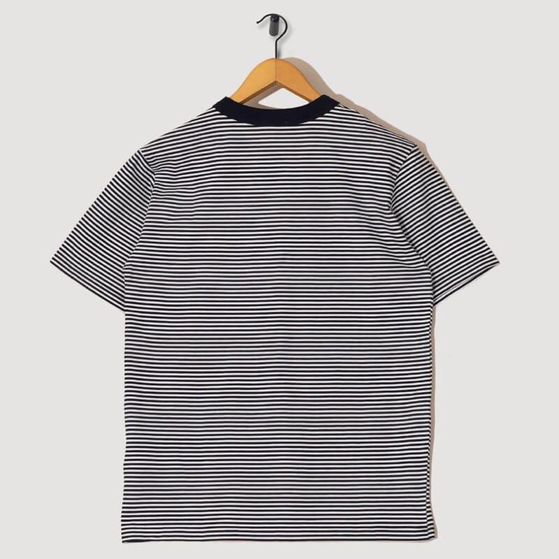<T-Shirt Mc Raye Heritage - Rich Navy / Milk
