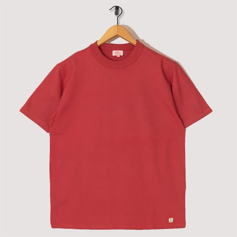 T - Shirt Callac - Portorico Dark Red