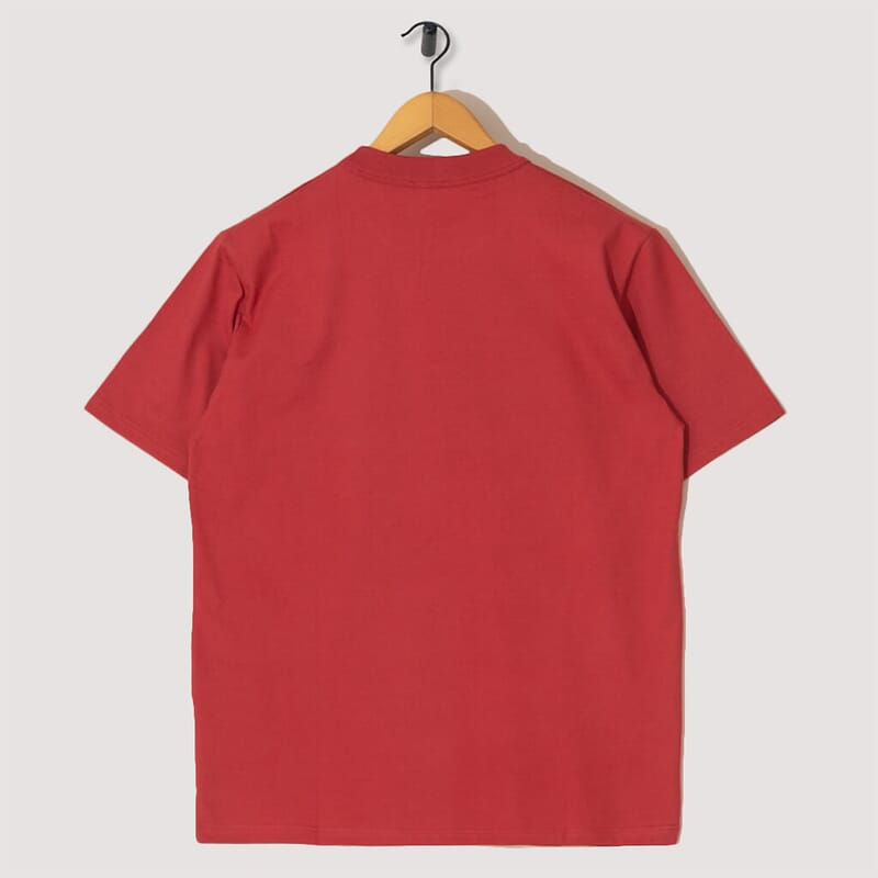 <T - Shirt Callac - Portorico Dark Red