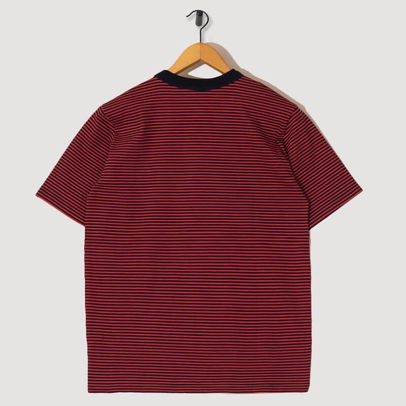 <T - Shirt Mc Raye Heritage - Rich Navy / Portorico