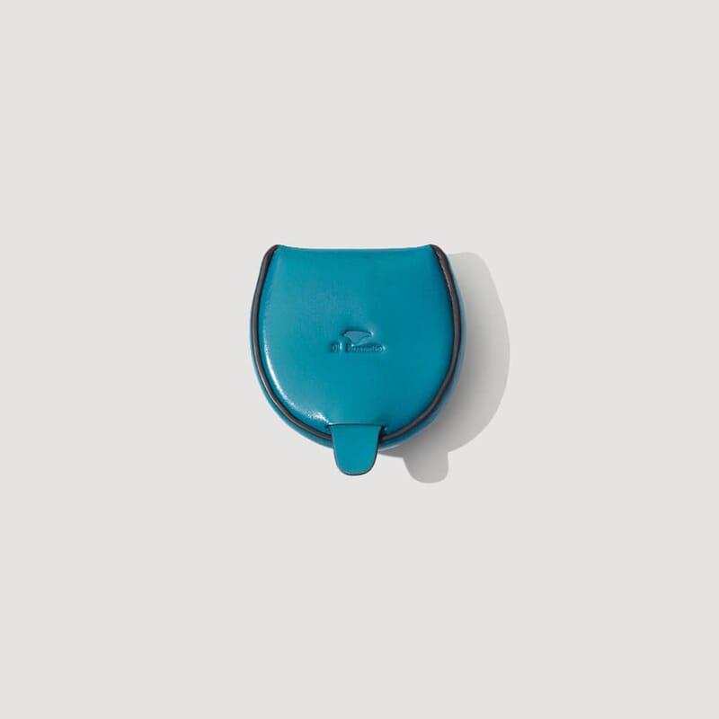 <Taco Coin Case - Brilliant Blue (26)
