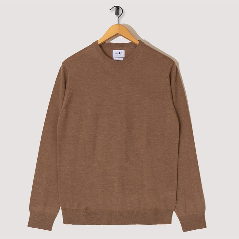Ted Knit - Brown
