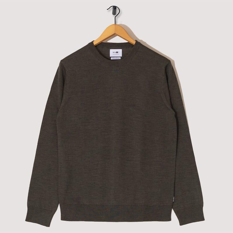 Ted Knit - Dark Grey