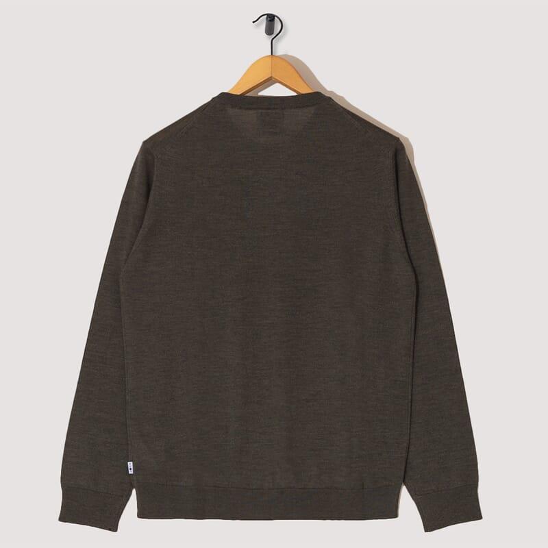<Ted Knit - Dark Grey