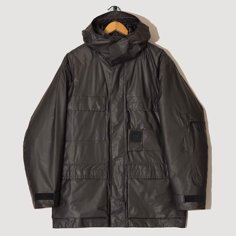 The Metropolis Jacket - Goretex Xenia/Pirate Black
