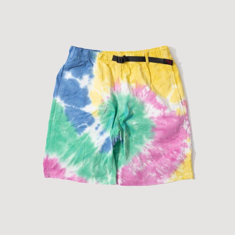 Tie Dye G-Shorts - Rainbow
