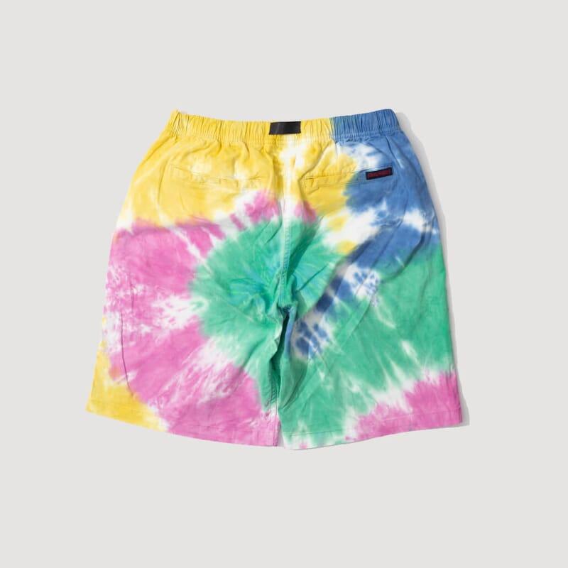 <Tie Dye G-Shorts - Rainbow