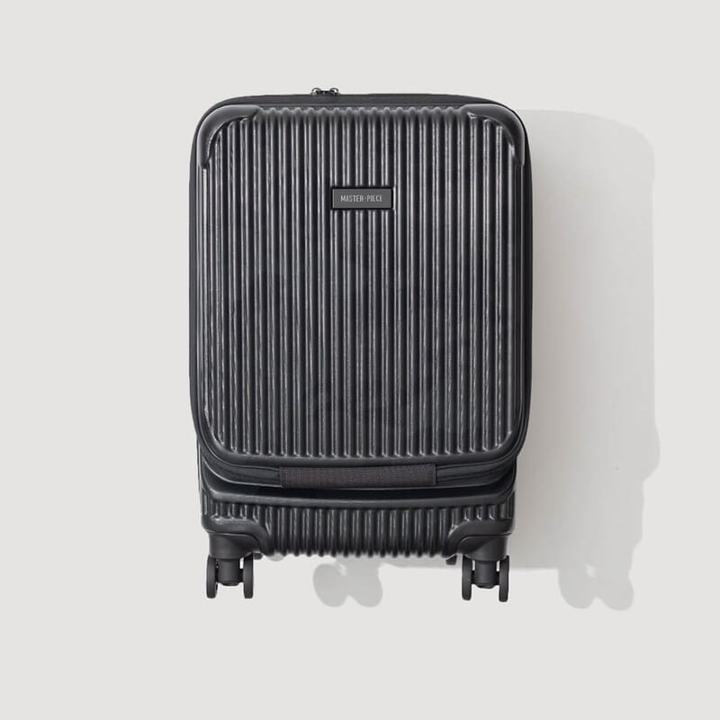 Trolley Suitcase (Small) - Black
