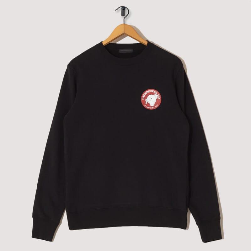Undercover Toy Sweatshirt - Black