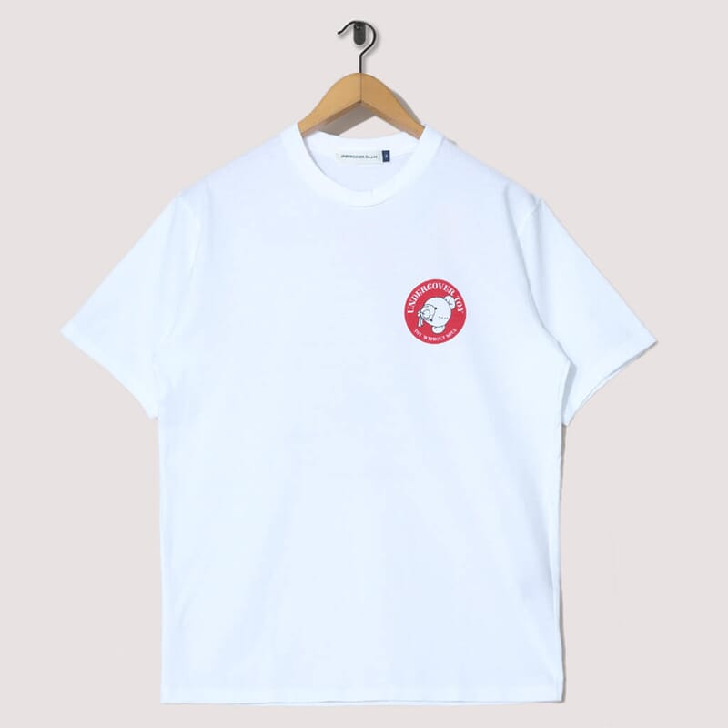 Undercover Toy Tee - White