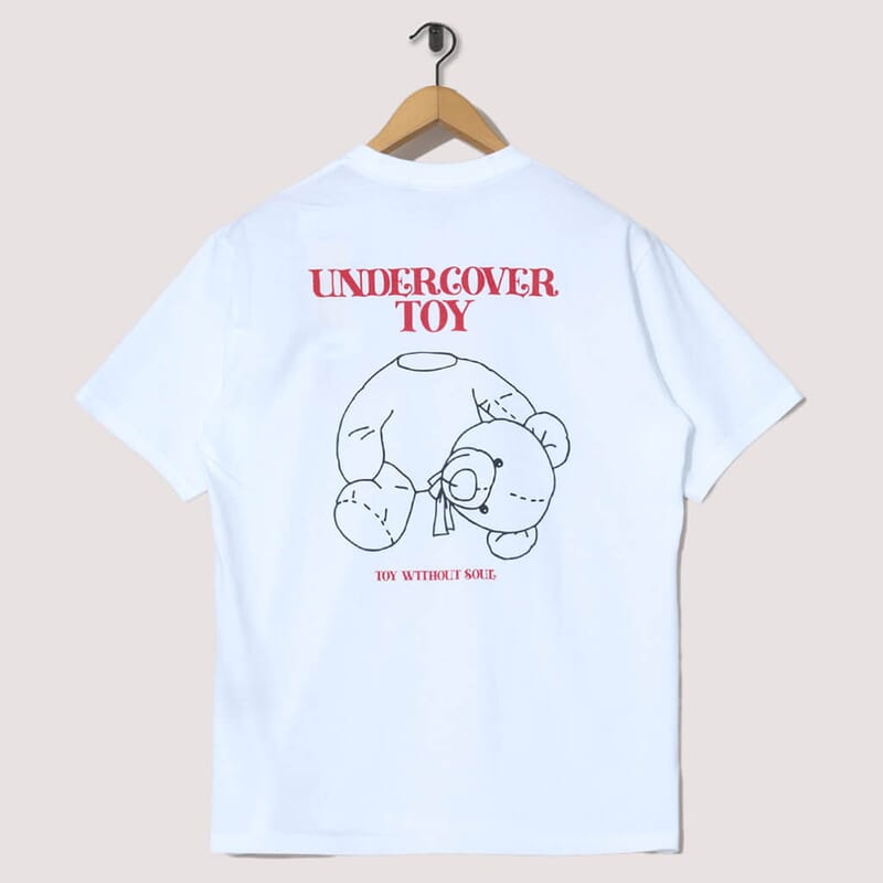 <Undercover Toy Tee - White
