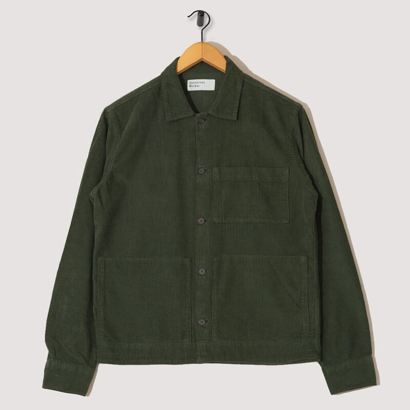 Uniform Shirt Cord - Green