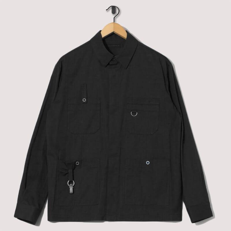 Utility Shirt - Black