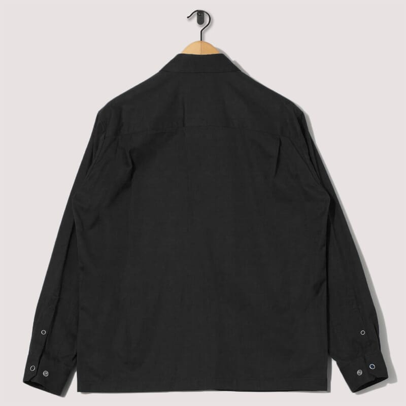 <Utility Shirt - Black