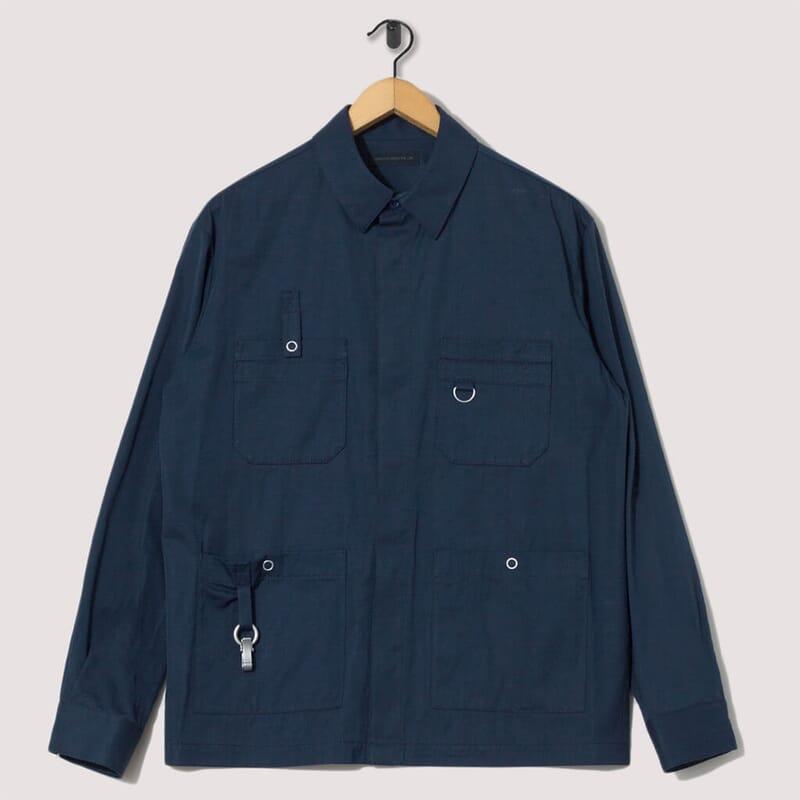 Utility Shirt - Navy