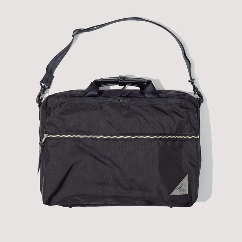 Various Three Way Briefcase - Black