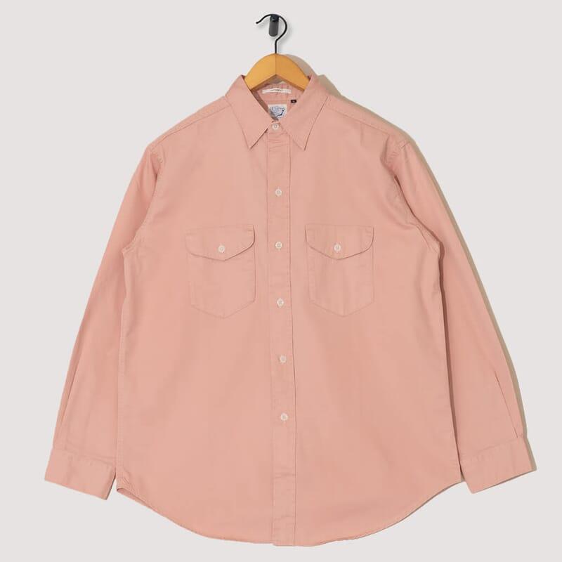 Vintage Fit Shirt - Pink