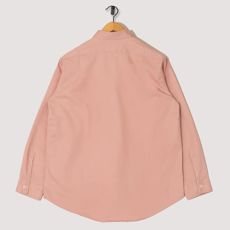 <Vintage Fit Shirt - Pink