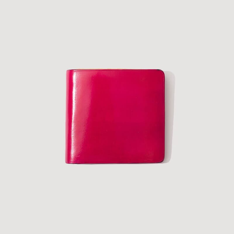 Wallet with Coin Pouch - Fuschia