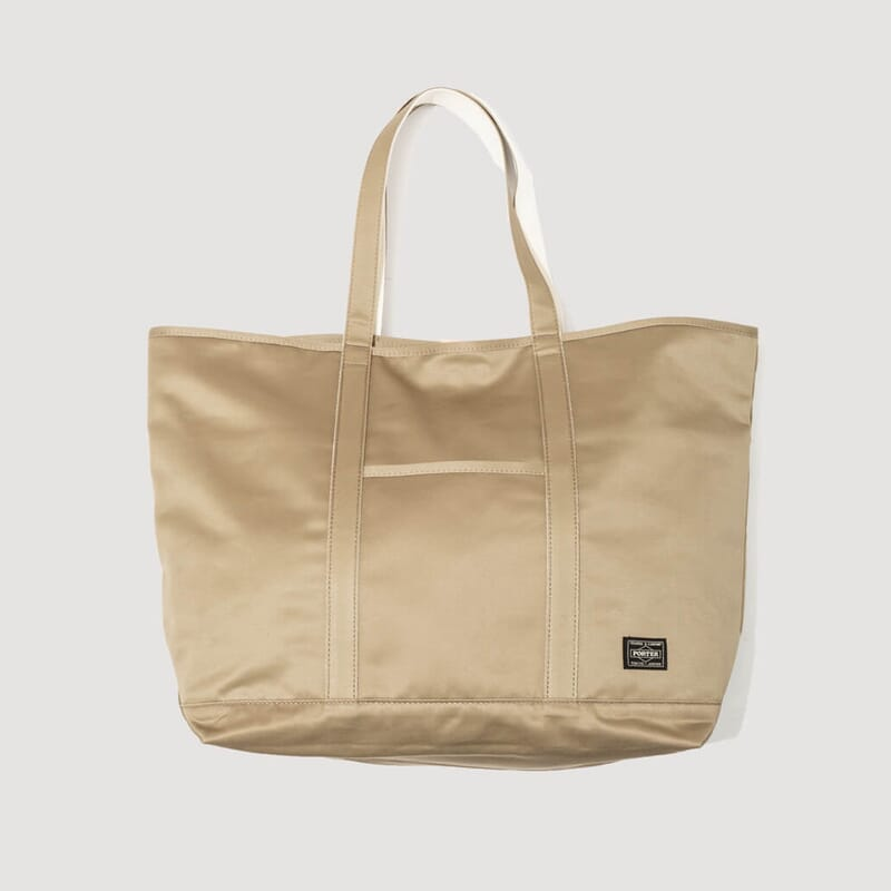 Weapon Tote Bag Canvas - Beige